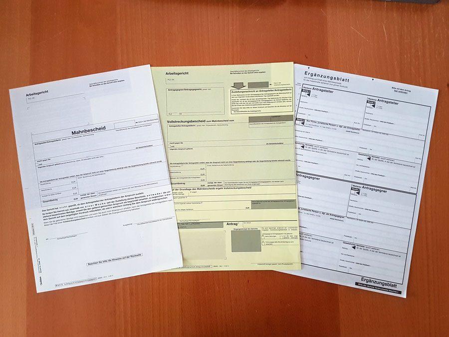 Richtiges Mahnen Pietsch Kollegen Rechtsanwälte Hildesheim Ihr